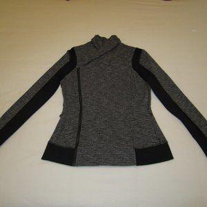 Lululemon Bhakti Jacket Coco Pique Size 8